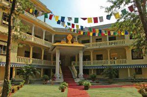 Orgyen Samye Chokhor Ling Nunnery Sarnath India