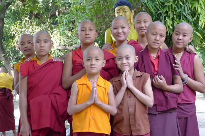Orgyen Samye Chokhor Ling Nuns