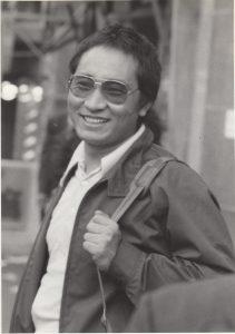 Khenpo Tsewang, circa 1980