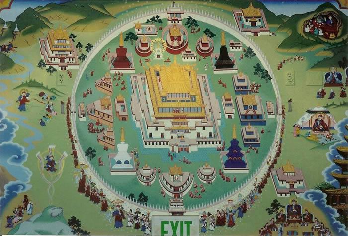 3 Padmasambhava Samye Monastery