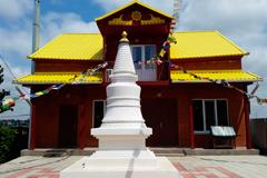 Elista Kalmykia Pema Tsoke Dorje Ling