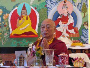 Ven. Khenpo Tsewang Rinpoche