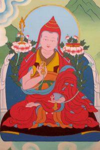 Khenchen Tenzin Drakpa Rinpoche