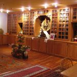 Shantarakshita Library at Padma Samye Ling