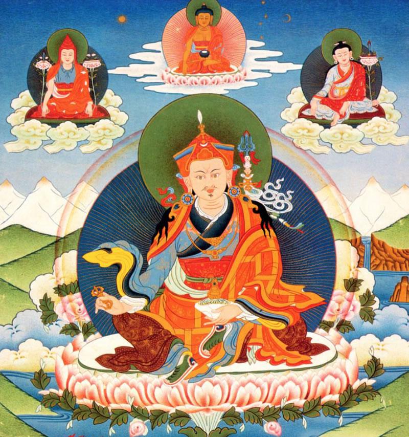 Who is Padmasambhava? – Padmasambhava Buddhist Center
