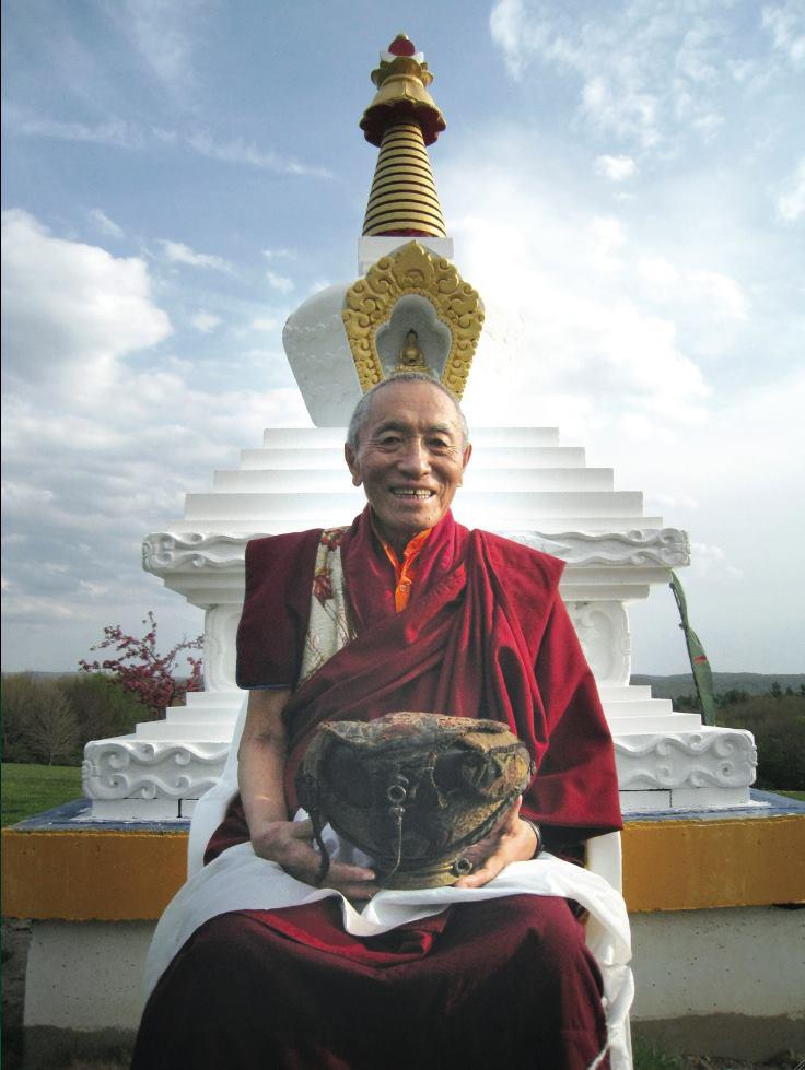 Ven. Khenchen Palden Sherab Rinpoche