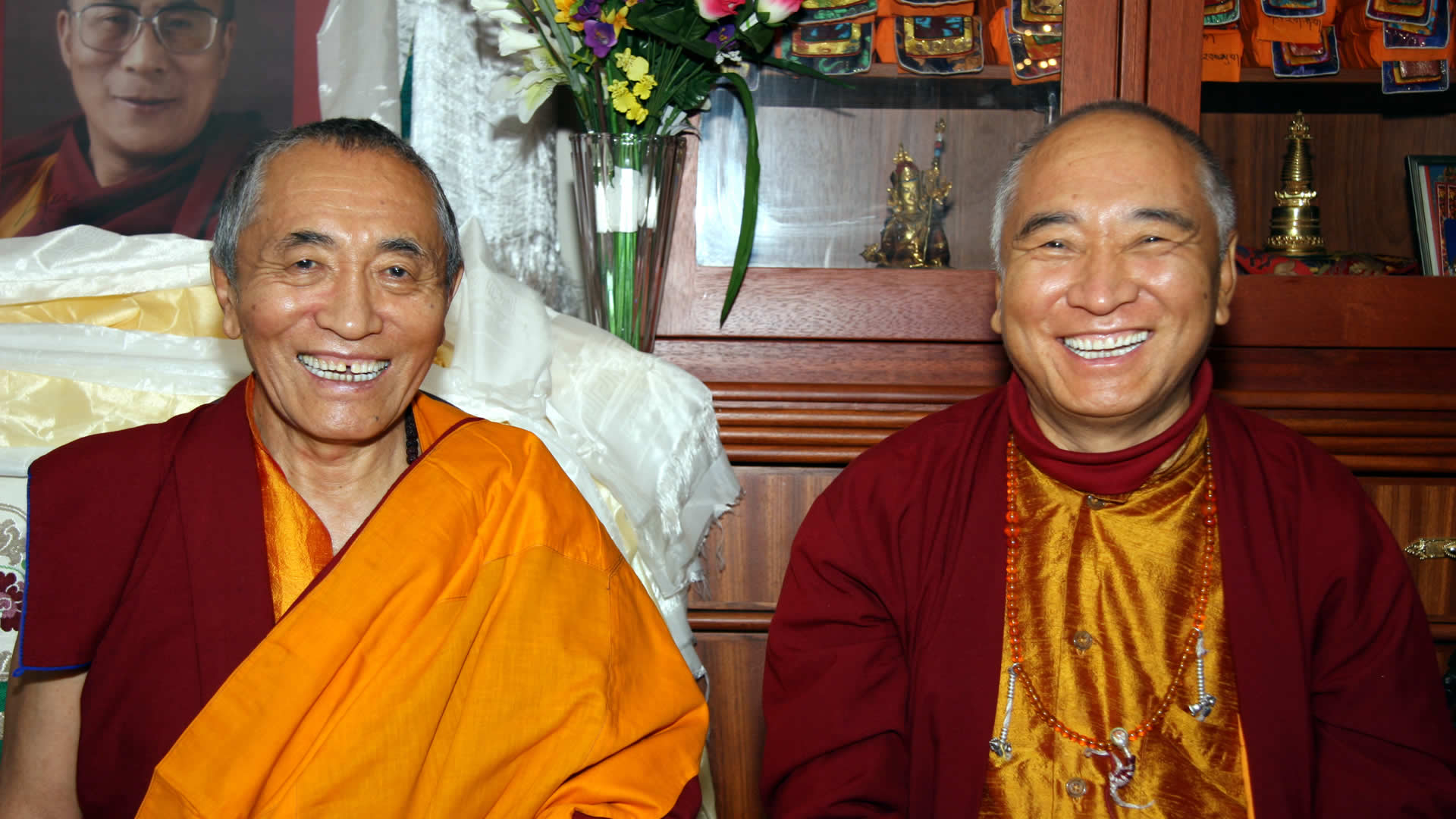 Venerable Khenpo Rinpoches