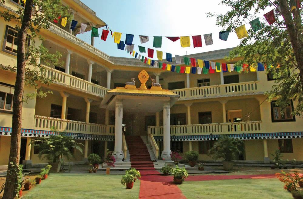 Orgyen Samye Chokhor Ling Nunnery