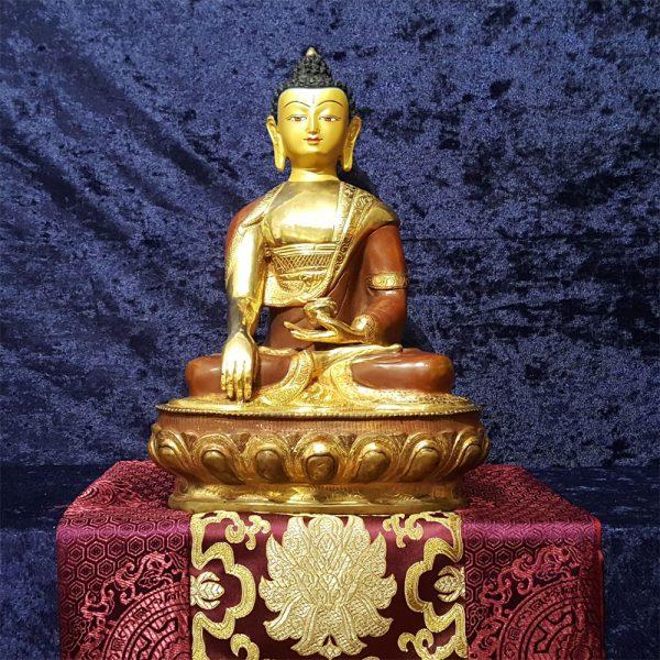 Buddha Shakyamuni Front
