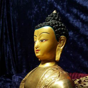 Buddha Shakyamuni Right Face