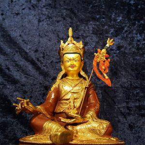 Guru Rinpoche Close Front