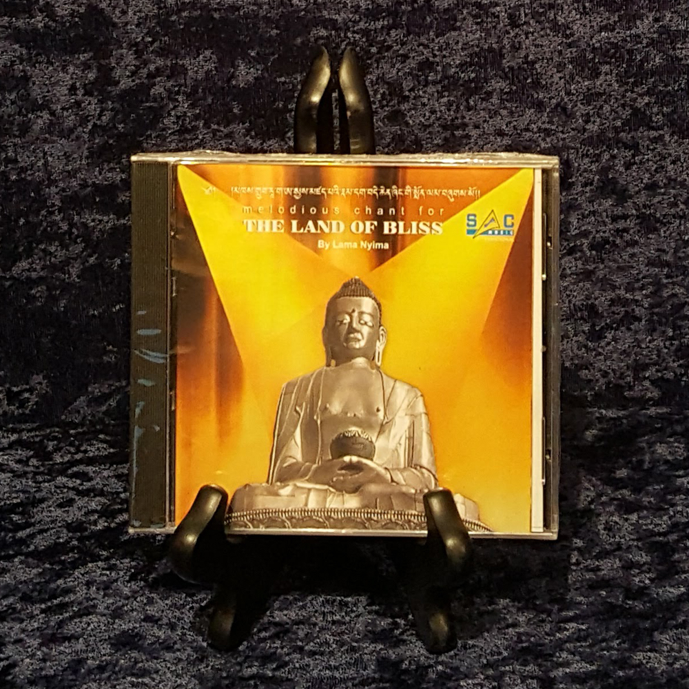 Chod CD: Bellowing Laugh of the Dakini – Padmasambhava