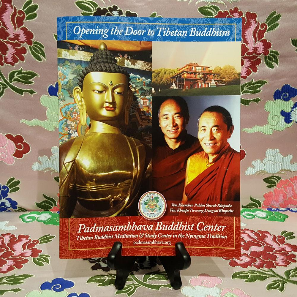 Opening the Door to Tibetan Buddhism – Padmasambhava