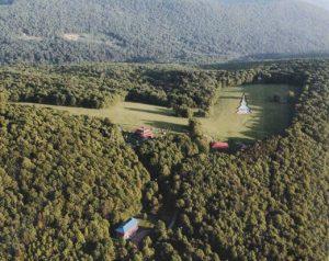 Stupa Garden Location