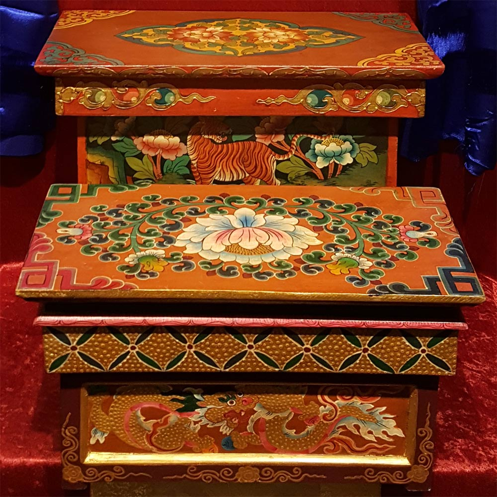 Puja Tables
